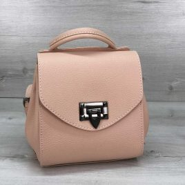Сумка-рюкзак Christy пудра