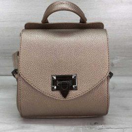 Сумка-рюкзак Christy золото