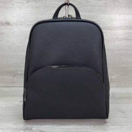 Женский классический рюкзак Дин графитовый
