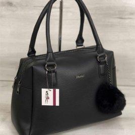 женская сумка Адель черного цвета