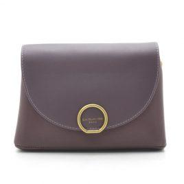 Клатч сливовый David Jones CM5430T d. purple