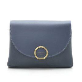 Клатч синий David Jones CM5430T d. blue