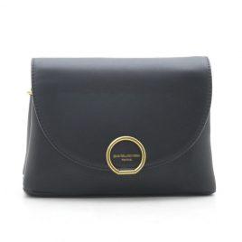 Клатч черный David Jones CM5430T black
