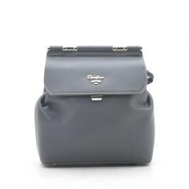 Рюкзак-сумка трансформер серый David Jones 5954-2T d.grey