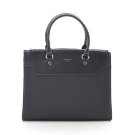 Женская черная сумка David Jones CM5345 black