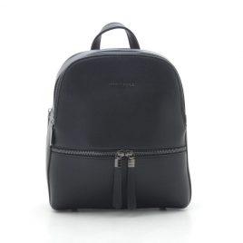 Базовый городской черный рюкзак трансформер