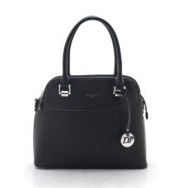 Женская черная сумка David Jones 5816-1T black