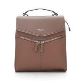 Рюкзак терракотовый классический David Jones TD012 brown
