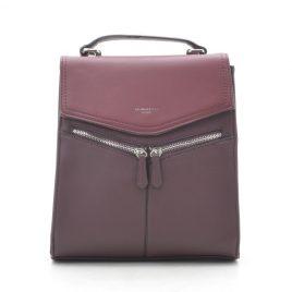 Рюкзак бордовый классический David Jones TD012 d. bordeaux