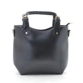 Женская черная сумка классическая Dovili Milano