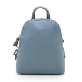 Голубой рюкзак David Jones CM5136T peacock blue