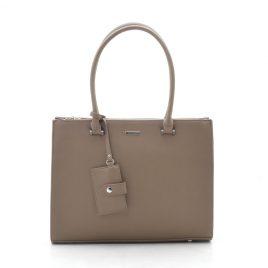 Женская сумка David Jones 75524-2T d. camel темный бежевый
