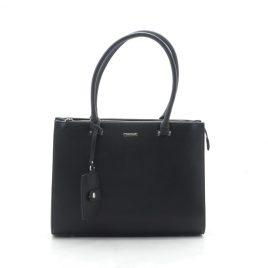 Женская сумка David Jones H75524-2 black черная