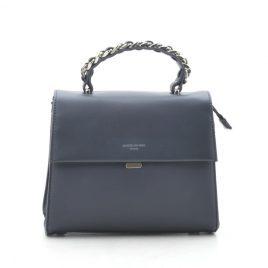 Клатч David Jones CM5488T d. blue синяя сумка