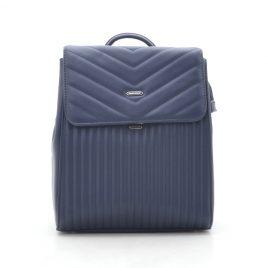 Рюкзак стеганый синий David Jones 6158-2 d. blue