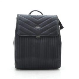 Рюкзак стеганый черный David Jones 6158-2 black