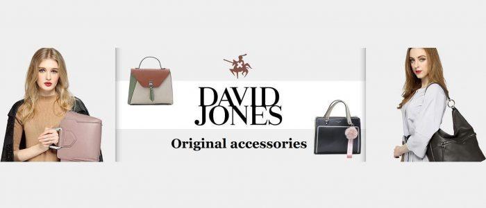David Jones сумки клатч рюкзак