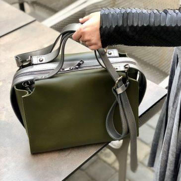 Женская вместительная сумка саквояж – незаменимая спутница для современной леди. Как носить аксессуар с историей