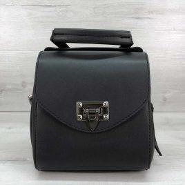 Сумка-рюкзак Christy черный